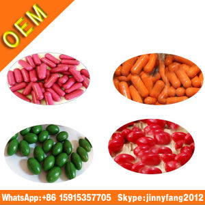 100% Pure Nature OEM ODM Herbal Effect Slimming Pills pictures & photos