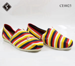 Fashion Casual Walking Shoes for Women & Canvas Shoes pictures & photos