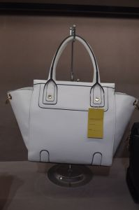 Smile Face Satchel Handbag