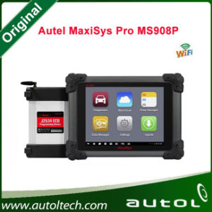 Autel Maxisys PRO Ms908p Auto Diagnostic Tool with WiFi and J2534 Programming Box pictures & photos