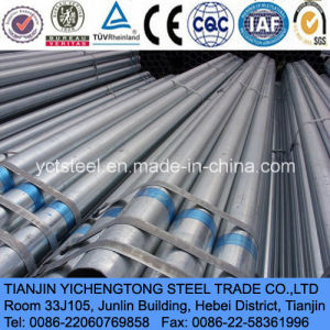 Made in China 20# Galvanized Pipe and Tube pictures & photos