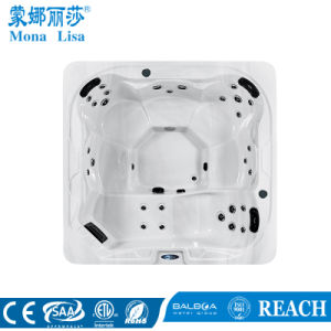 Reduced Form-Model 6 Person Acrylic Massage SPA Tub (M-3383) pictures & photos