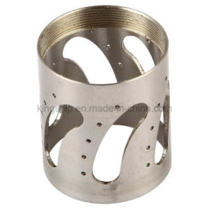 Precision Machined Aluminum Milling Parts pictures & photos