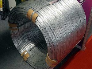 2-3.5mm 100-300kg 30-60g Hot Dipped Galvanized Steel Wire pictures & photos
