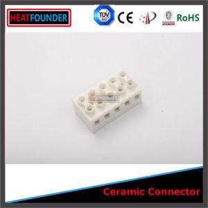 Alumina Ceramic Wiring Terminal Connector pictures & photos