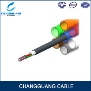 High Quality HDPE Microduct Fiber Optical Cable for Air Blowning