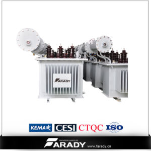 3 Phase Oil Immersed Price Power Transformer pictures & photos