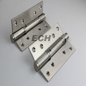 Spring Fuction Stainless Steel Door Hinge (H506) pictures & photos