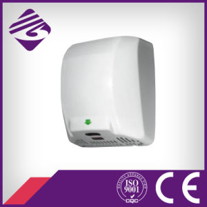 Small White Stainless Steel Hand Dryer (JN72009)