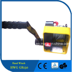 portable Winch Hand Puller Hand Tool Hand Winch Power Winch 4X4 Winch Electric Winch Crane