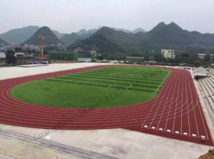 Good Weather Resistance Athletics Track Surfaces From Guangzhou pictures & photos