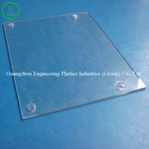 Transparent Plastic PC Sheet pictures & photos