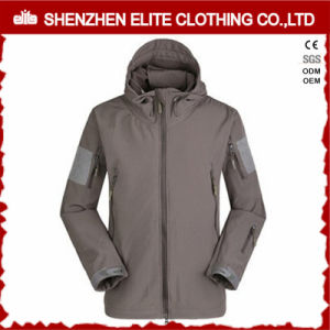 Custom Made Quick Dry Softshell Jacket Men Military pictures & photos