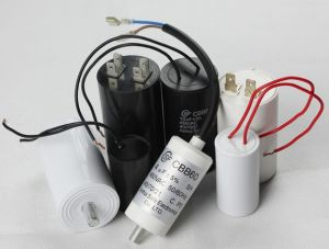 AC Capacitor Electrolytic Capacitor pictures & photos