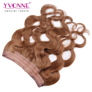 Yvonne Brazilian Body Wave Flip in Hair Extension pictures & photos