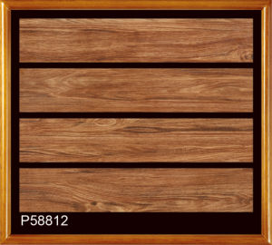 Wood Plank Porcelain Tile Wooden Finish Flooring Tile pictures & photos