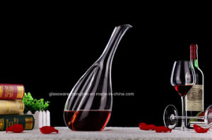 100%Hand Blown Lead Free Crystal Wine Glass Carafe (XJQ-024) pictures & photos