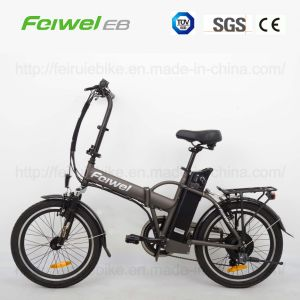 "36V 20"" Folding Electric Bicycle with TUV Certificate (TDN01Z-C1) pictures & photos"