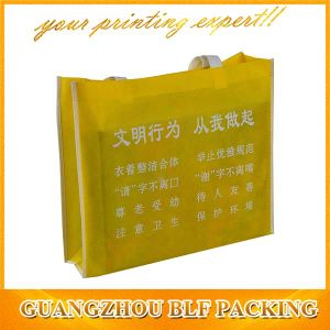 Non Woven Bags Shopping Wholesale for Screen Printing (BLF-NW044) pictures & photos