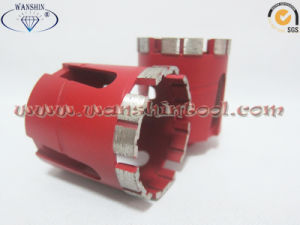 Maple Segment Drill Bit Concrete Drill Bit Diamond Drill Bit pictures & photos