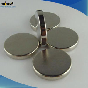 High Quality Disc Neodymium Magnets for Health Care Equipment pictures & photos