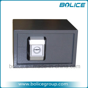 Small Size Key Lock Home Safe Security Box pictures & photos