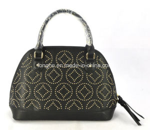 Ss16 New Arrival Studs Shell Women PU Handbags (ZX208) pictures & photos