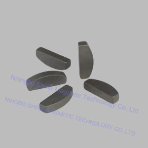 Irregular Shaped Phosphate Treatment N45 Neodymium Magnet pictures & photos