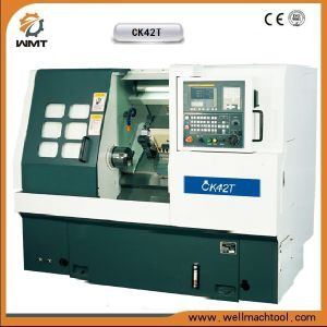China CNC Lathe Machine Ck42t for Automatic Metal Cutting pictures & photos