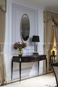 High Quality Classical Wooden Furniture Living Room Console (MS-A6039A)