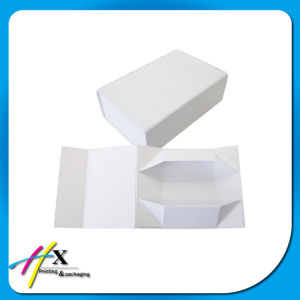 Luxury Folding Gift Paper Box Accept OEM Order pictures & photos