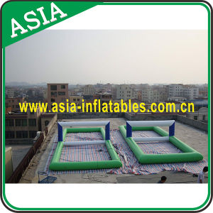 High Inflatable Bossa Volleyball Field, Inflatable Court for Sale pictures & photos