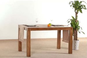 Solid Oak Wood Dining Set Made by High Quality (M-X1156) pictures & photos