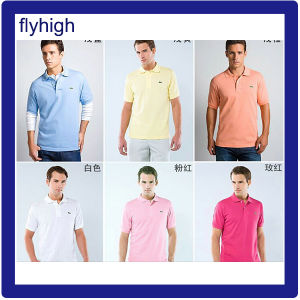 Men′s Quality Custom Working Golf Shirt pictures & photos