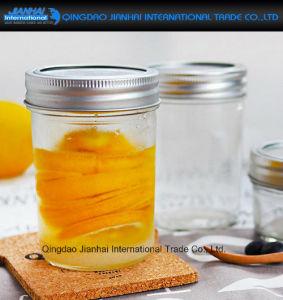 250ml Kitchen Craft Glass Preserve Jam Terrine Jar pictures & photos