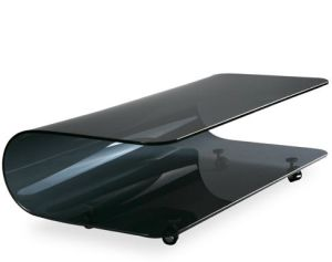 Clear Color Glass Table in Coffee Table (TB-571) pictures & photos