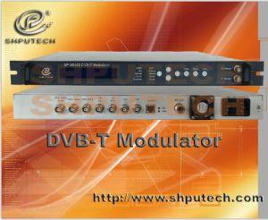 DVB-T Cofdm Modulator/DVB-T Modulator (SP-M5403)