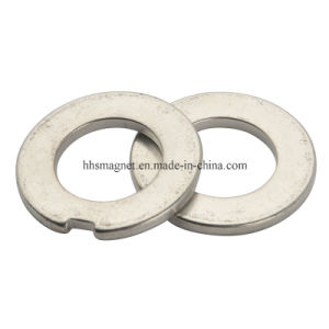 Neodymium Magnet, Permanent NdFeB Ring Shape pictures & photos