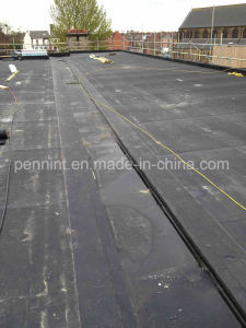 Wide Width Rubber EPDM Waterproofing Sheet/ Roofing Membrane/ Pond Liner pictures & photos