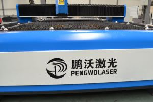 High Power Fiber Cutting Machine with CNC Laser pictures & photos