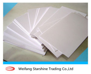 Coated Ivory Board with White Back