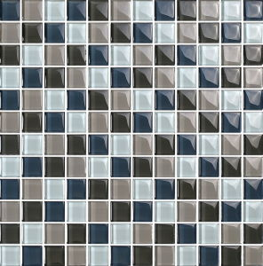 Crystal Glass Wall Decor Mosaic Tiles (G823003) pictures & photos
