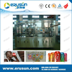 Aluminium Can of 330ml Soda Drink Filling Machine pictures & photos