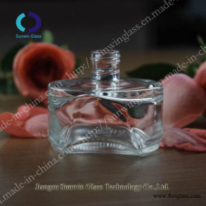 Personalized Car Perfume Glass Bottle (A-1068)