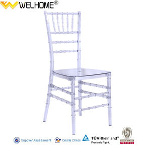Hot Sale Resin Chiavari Chair/Tiffany Chair for Rental/Party/Wedding pictures & photos