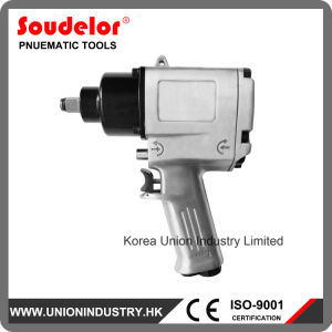 """Twin Hammer Car Impact Wrench Maintenance 1/2"""" Best Impact Wrench for Automotive Work pictures & photos"""