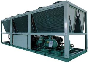 Air-Cooled Screw Type Chiller Unit (RXGF430A)