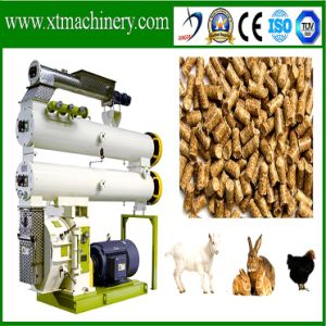 Poultry Feed Application, Low Price Pellet Extruder with TUV Certificate pictures & photos