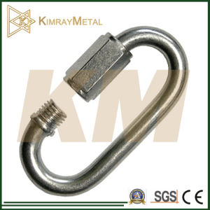 Zinc Plated Quick Link pictures & photos