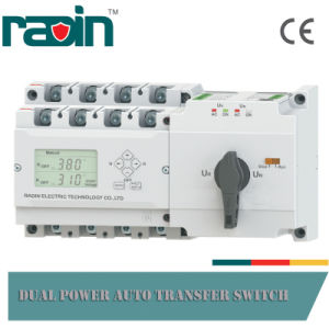 RDS3 Series Automatic Transfer Switch, Motorized Changeover Switch pictures & photos
